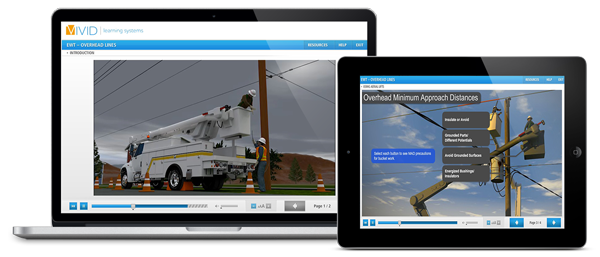Overhead Lines Safety for Electrical Workers Online Safety Training