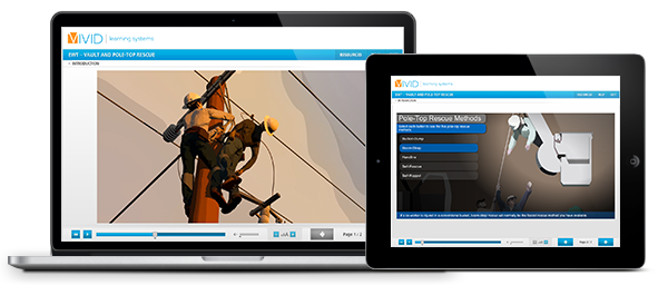 Vault and Top Rescue Online Safety Training