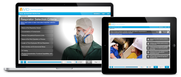 Respiratory Protection Online Safety Training