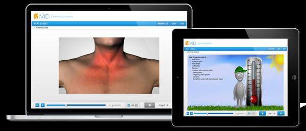 Heat Stress Online Safety Training