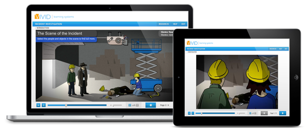 Incident Investigation Online Safety Training